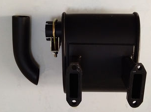 Deutz F2L912 Muffler Parts Supplier