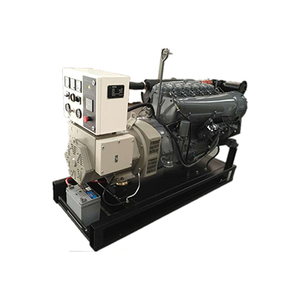 Deutz Generator Set with F4L912 Engine